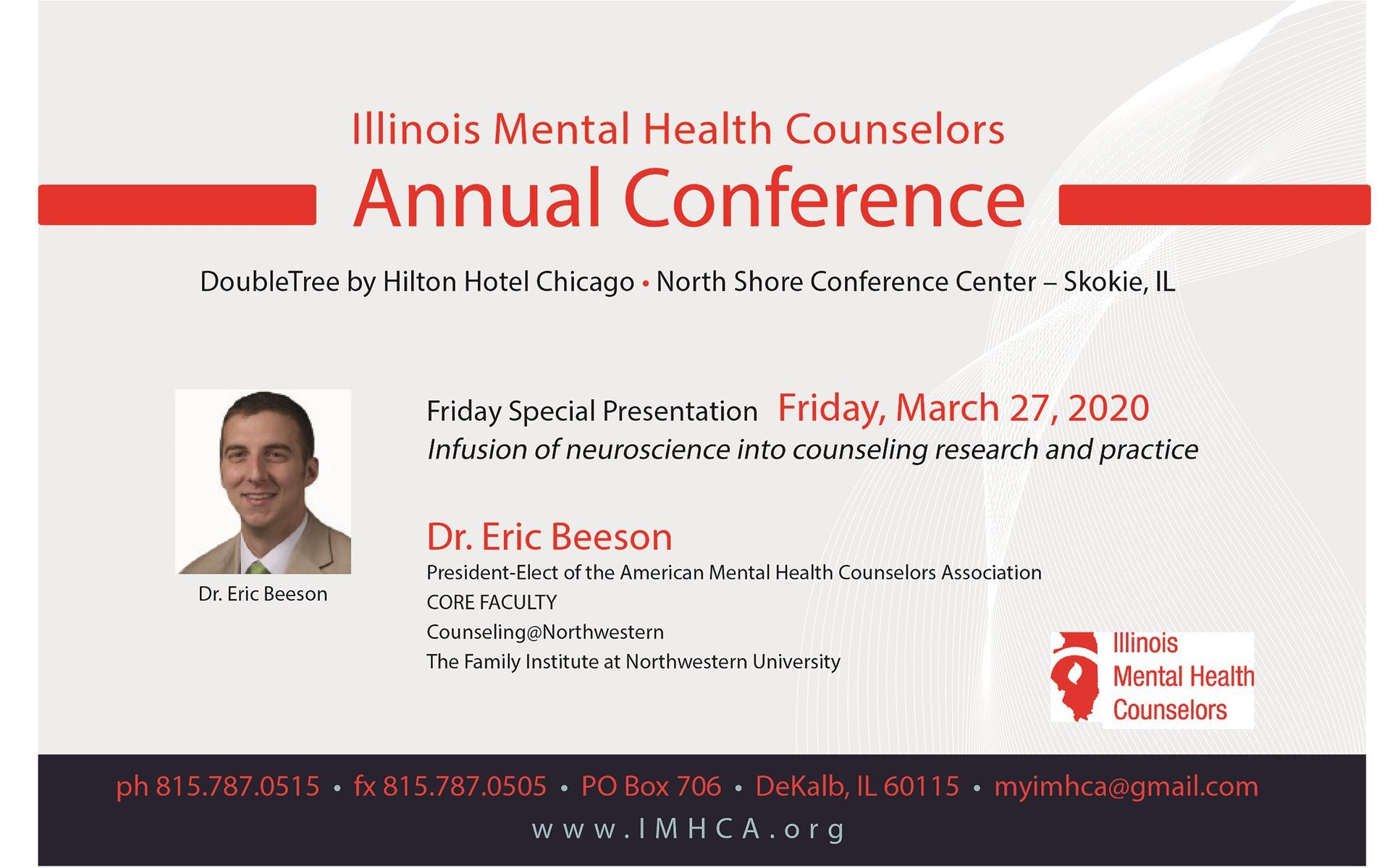 Imhca Annual Conference Friday